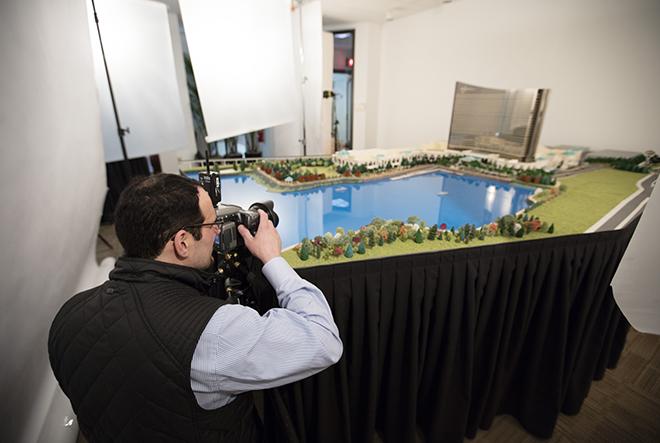 Framing the Wynn Casino Model