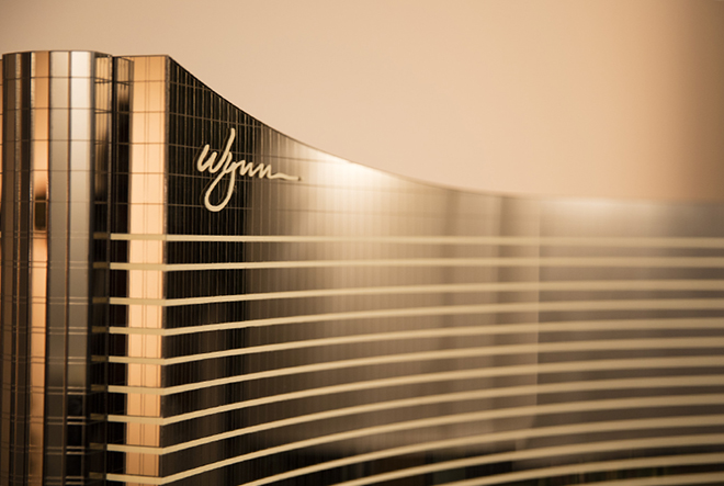 Wynn Casino Everett Model