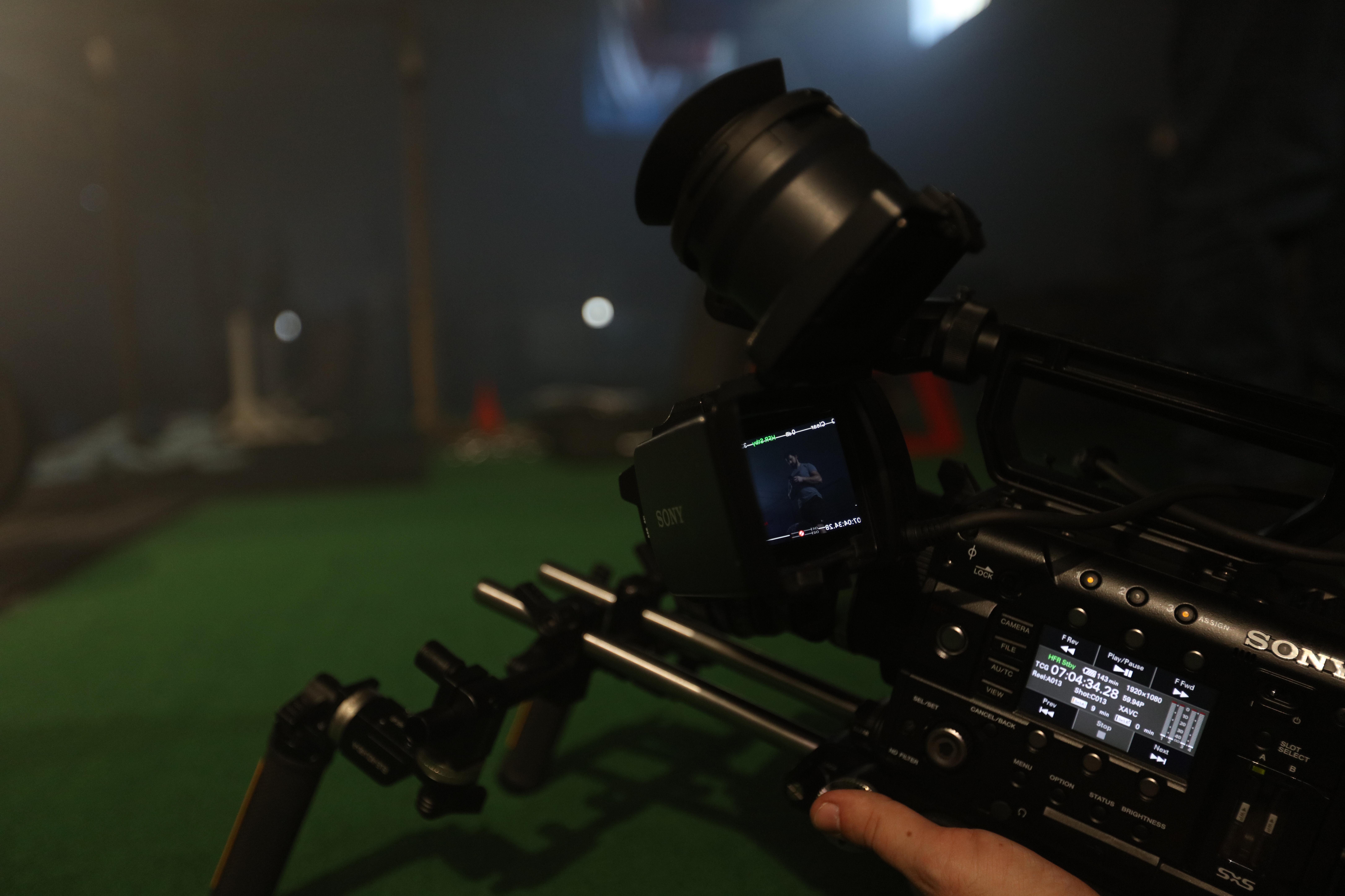 Sony F5 Video Camera